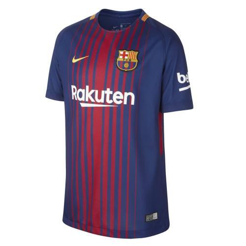 پیراهن تمرینی تیم بارسلونا مدل 2018
