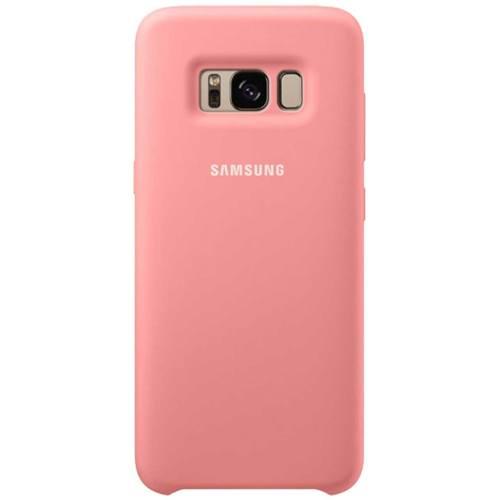 کاور سامسونگ مدل Silicone مناسب برای گوشی موبایل Galaxy S8