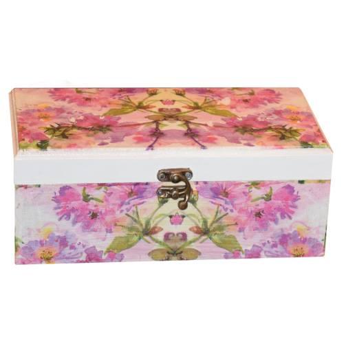 جعبه جواهرات بهار طرح سروناز مدل 004