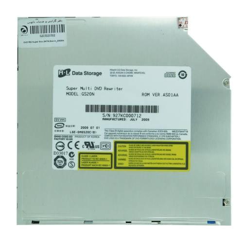 درایو DVD اینترنال هیتاچی مدل GS20N