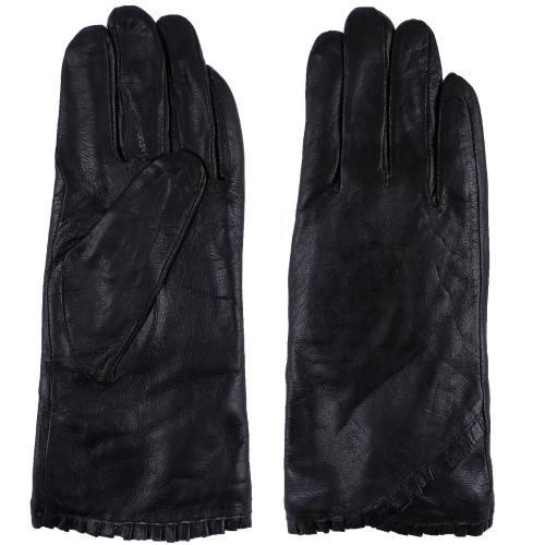 دستکش زنانه چرم واته مدل BL39