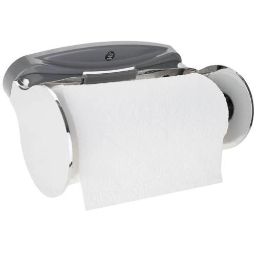 جای دستمال توالت سنی پلاستیک مدل Rayka