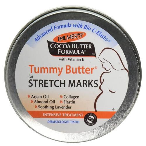 کره رفع ترک شکم پالمرز سری Cocoa Butter Formula حجم 125 میلی لیتر