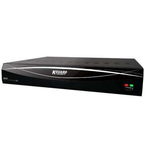 ضبط کننده ویدئویی تحت شبکه کی گارد مدل HD481-DVR