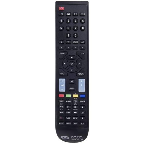 ریموت کنترل دایو مدل DRC 3006 مناسب برای تلویزیونهای توشیبا