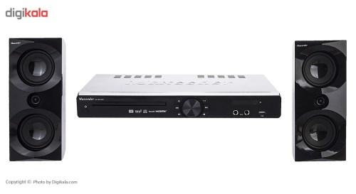 پخش کننده دی وی دی مکسیدر مدل MX-HHS1081S