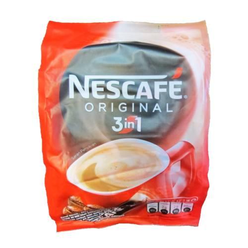بسته ساشه قهوه فوری نسکافه مدل Original