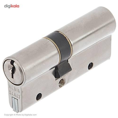 سیلندر قفل منیر صنعت مدل 70 معمولی