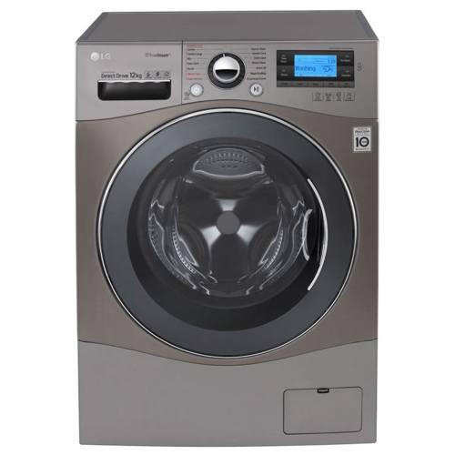 ماشین لباسشویی ال جی مدل WM-B124S ظرفیت 12 کیلوگرم
