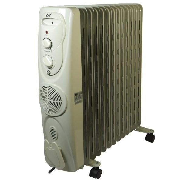 شوفاژ برقی ZG مدل 13WF28 | Zgr 13WF28 Radiator