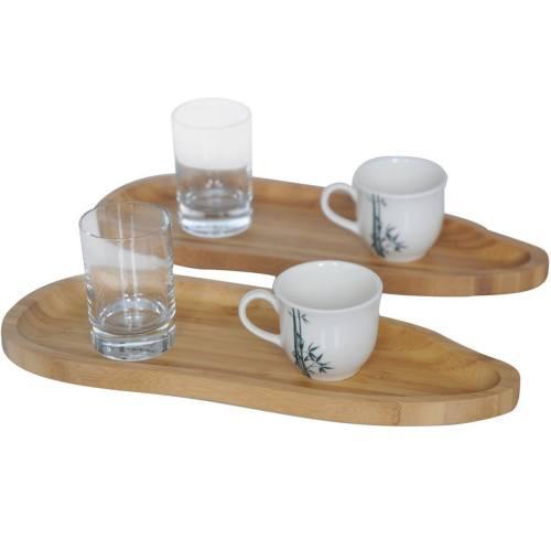 ست قهوه خوری بامبوم مدل Kahve Sahane