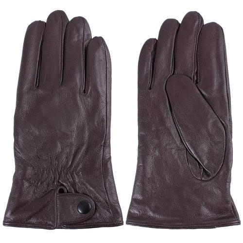 دستکش مردانه چرم واته مدل BR71