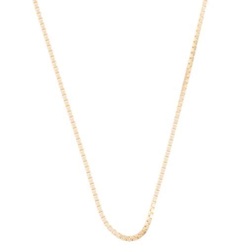 زنجیر طلا 18 عیار زرین مدل V140