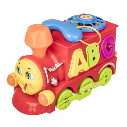 بازی آموزشی هولی تویز مدل Smart Train