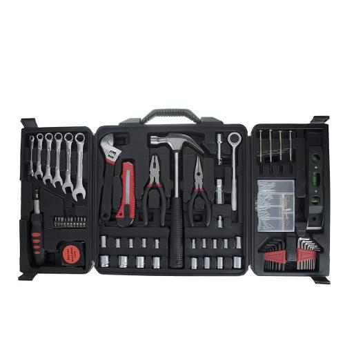مجموعه 160 عددی ابزار مگا تولز مدل KL-07013