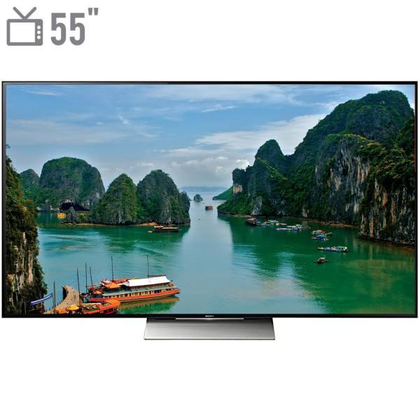 تلویزیون هوشمند ال ای دی سونی سری BRAVIA مدل KD-55X8500D سایز 55 اینچ | Sony KD-55X8500D Smart BRAVIA Series LED TV 55 Inch