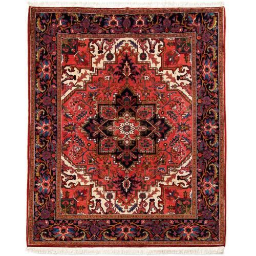 فرش دستبافت شش متری کد 101957