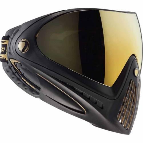 ماسک پینت بال دای مدل Black Gold