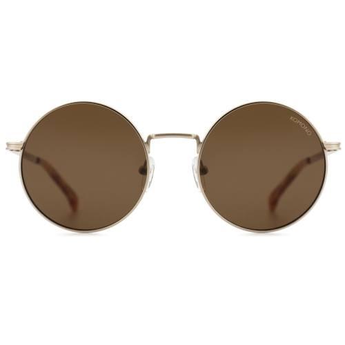 عینک آفتابی کومونو سری Lennon مدل White Gold