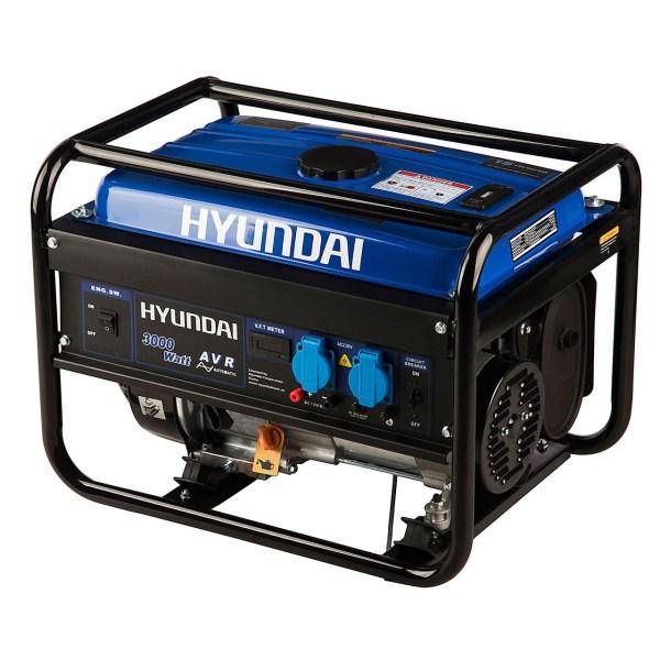 ژنراتور (موتور برق) 3000 وات هیوندای مدل HG5360-PG |