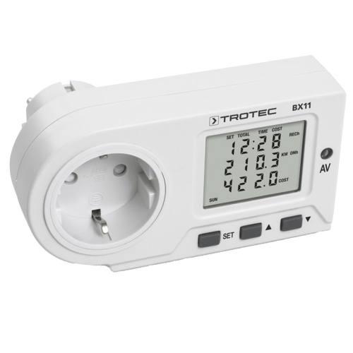 دستگاه سنجش میزان مصرف برق تروتک مدل BX11