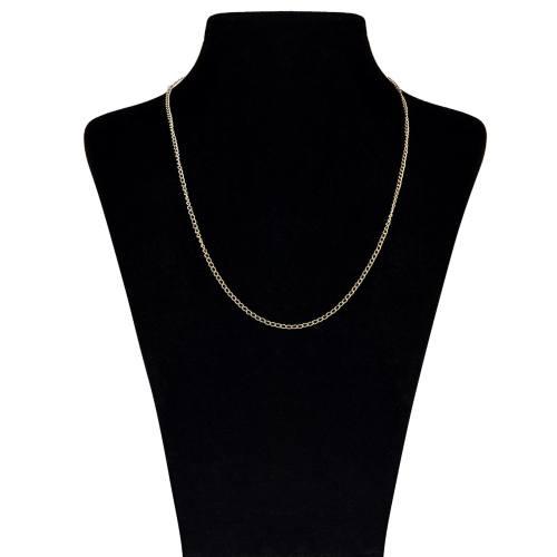 زنجیر طلا 18 عیار ماهک مدل MM0652