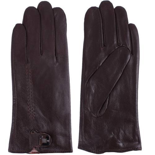 دستکش زنانه چرم واته مدل BR91