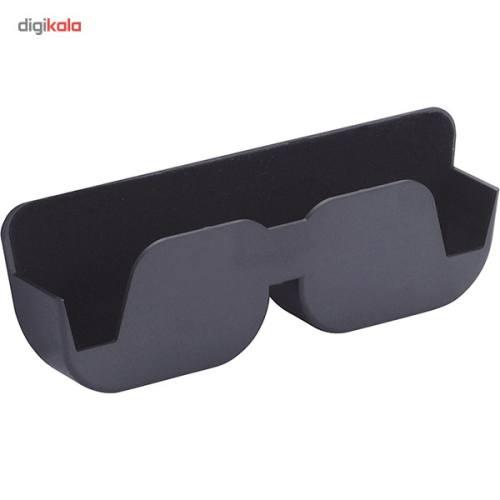نگهدارنده عینک خودرو اچ آر مدل 10510401