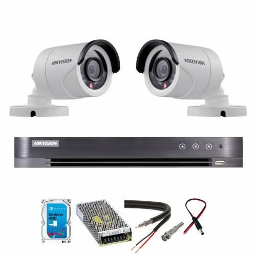 سیستم امنیتی هایک ویژن مدل HKHD2B2