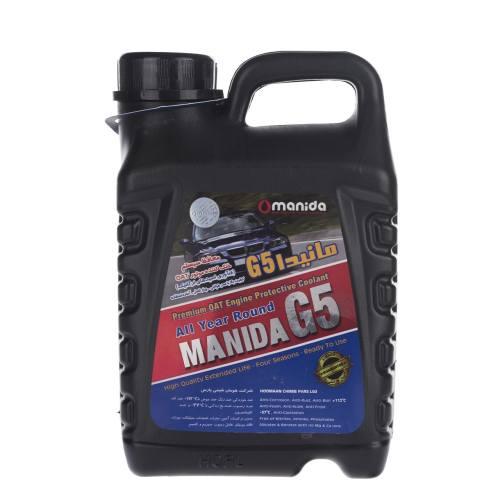 محافظ سیستم خنک کننده موتور مانیدا مدل G5 حجم 1.5 لیتر