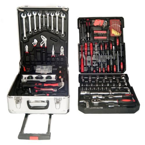 مجموعه 186 عددی ابزار مگا تولز مدل M50013