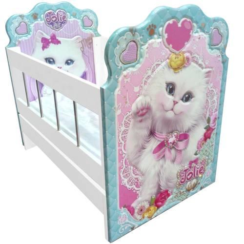 تخت و گهواره لوکس پنل مدل جولی