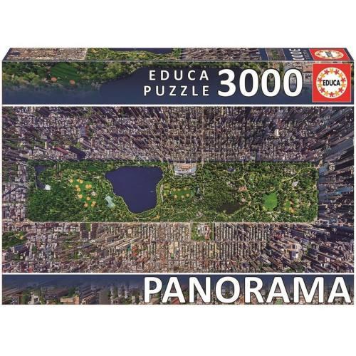 پازل 3000 تکه ادوکا مدل Central Park New York