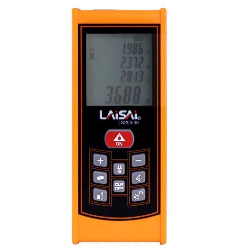 متر لیزری لای سای مدل LS 203- 40