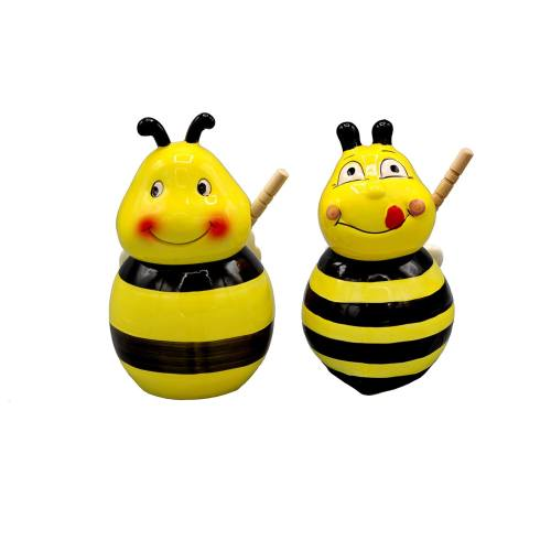 ظرف عسل پی مدل 413 مجموعه دو عددی