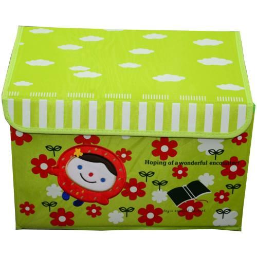 جعبه کودک کالای خواب متین طرح home2