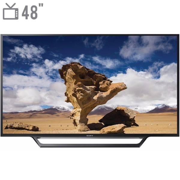 تلویزیون هوشمند ال ای دی سونی  مدل KDL-48W650D سایز 48اینچ | Sony KDL-48W650D Smart LED TV 48 Inch