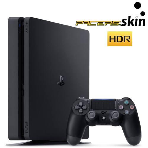 کنسول بازی سونی مدل Playstation 4 Slim کد CUH-2116A Region 2 - ظرفیت 500 گیگابایت به همراه برچسب
