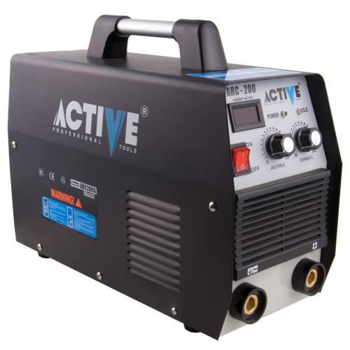 اینورتر جوشکاری 200 آمپر اکتیو مدل AC4120B