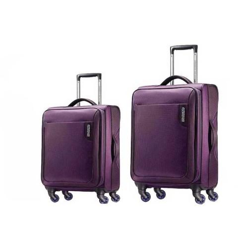 مجموعه دو عددی چمدان امریکن توریستر مدل Applite کد 82R