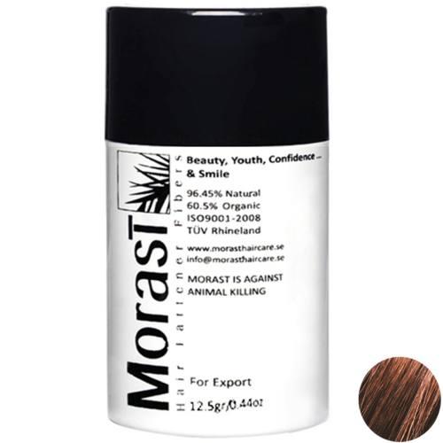 پودر پرپشت کننده موی مورست مدل Mocha مقدار 12.5 گرم