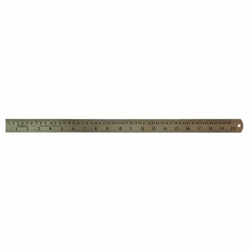 خط کش فلزی استنلی مدل35-341 - 50 سانتیمتر