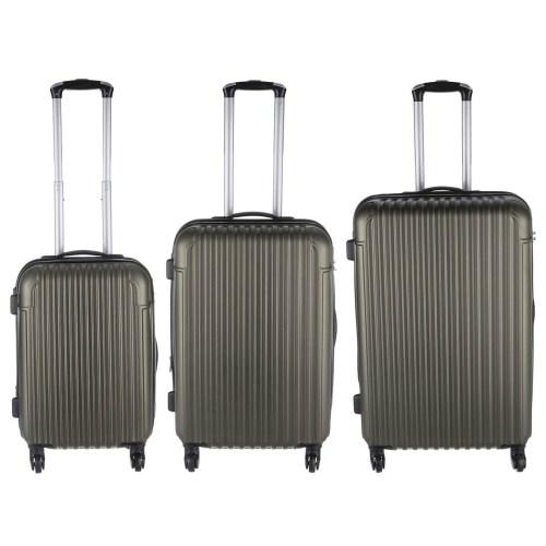 مجموعه سه عددی چمدان زیفل مدل 880