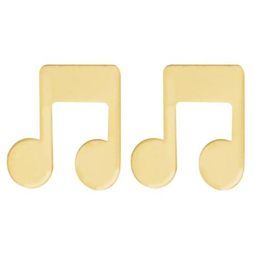 گوشواره طلا 18 عیار پندار گلد مدل GM21