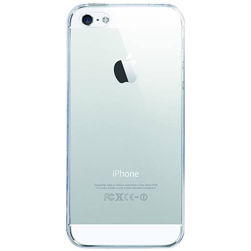 کاور  اوزاکی مدل Ocoat Crystal  مناسب برای گوشی اپل آیفون 5/5S/SE