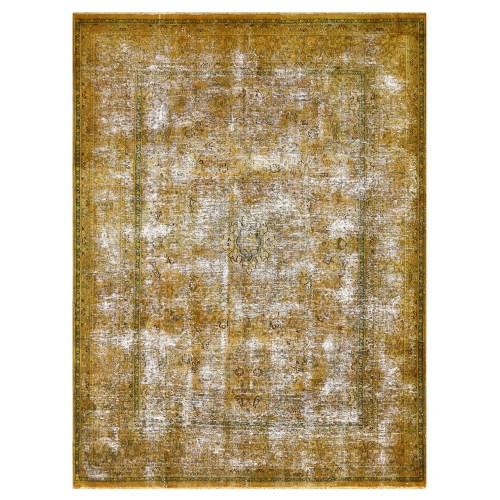 فرش دستبافت قدیمی هشت متری کد 600552
