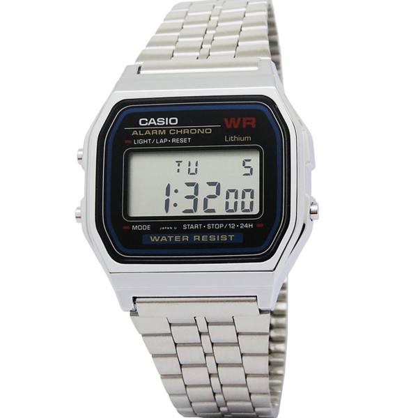 ساعت مچی دیجیتال مردانه کاسیو مدل A159WA-N1DF   Casio A159WA-N1DF Digital Watch For Men
