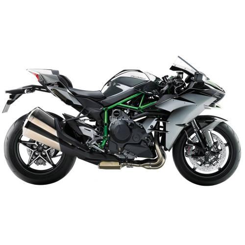 موتورسیکلت کاوازاکی مدل Ninja H2 سال 2016