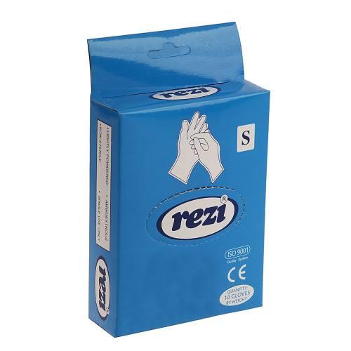 دستکش یکبارمصرف رزی مدل 2800 بسته 10 عددی