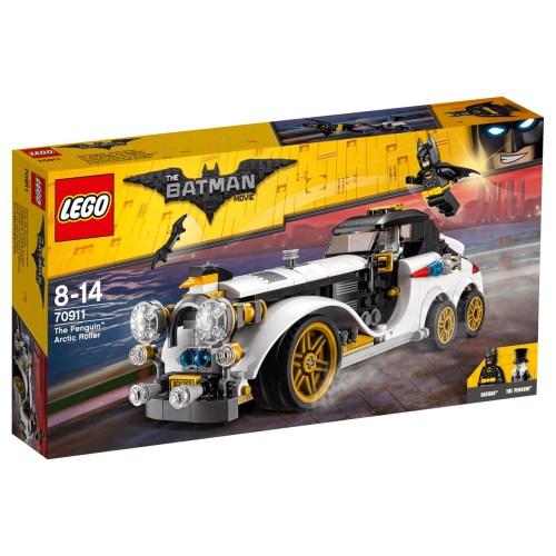 لگو سری Batman مدل The Penguin Arctic Roller 70911